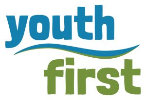 Youth First logo.
